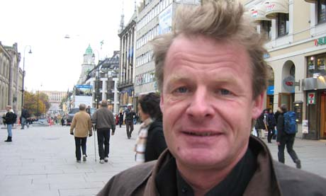 Per Jæger tror Hønefoss har muligheten til å bli en vakrere by enn det dener i dag. Han har i dag en sentral rolle i oppussingen av Karl Johans gate i Oslo.