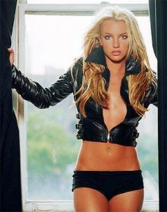 Britney Spears har med årene fått et mindre uskyldig image. Foto: Promo.