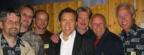 PK & gutta sammen med Christer Sjögren