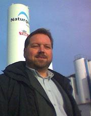 Tore Nordal, adm.dir. Naturgass Møre. Foto: Gunnar Sandvik.