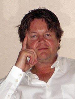 Larry Bringsjord, formann i FONO og daglig leder for plateselskapet MTG, ønsker å lage en egen liste for de uavhengige plateartistene. Foto: Privat.