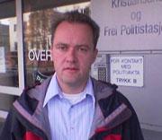 Ole Ødegård. Foto: Pål Kristian Lindseth.