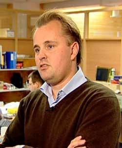Gunnar Gran i IKT Tjenester.