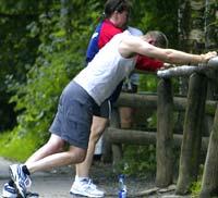 Det er viktig å ta hensyn til kroppen når det skjer store forandringer i livet. Fysisk trening spiller en viktig rolle i mestringsprosessen. Så hold deg i form!
