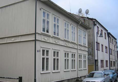 Hoffgaardsgate Drammen, et bofellesskap for tidligere bostedsløse.