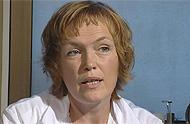 - Målet er at vekta skal bli stabil, ikke å slanke barna, sier lege Rønnaug Ødegaard ved St. Olavs hospital i Trondheim.