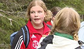 Overvekt hos barn er et tabubelagt tema. Derfor er de en ekstra god støtte for hverandre.