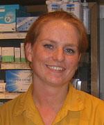 Farmasøyt Kristin Jensen. Foto: NRK