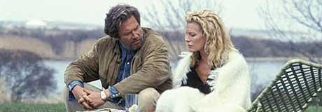 Jeff Bridges og Kim Bassinger i filmen