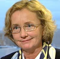 Gunn Eline Bjørneboe i Sosial- og helsedirektoratet sier at kostholds-veiledningen må styrkes. Nå jobber de med nye retningslinjer for hvordan helsestasjonene skal jobbe med barn og kosthold.
