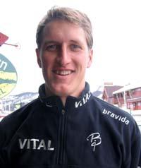 Lars Berger (25). (Foto: Tone Merete Tho/NRK)