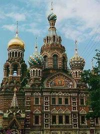 Kirke i St. Petersburg