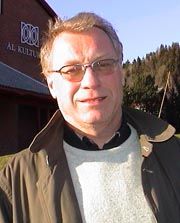Hallgrim Berg. Foto: NRK.