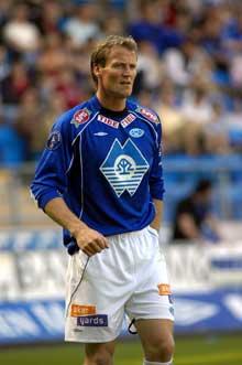 Moldes veteranback Trond Strande er med på Opptur 2005. (Foto: Jarl Fr. Erichsen / SCANPIX)