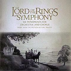 Howard Shores Lord of the Rings-symfooni er også gitt ut på plate. Foto: NRK.