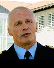 Sigbjørn Hagen, Ringerike fengsel. Foto: NRK.