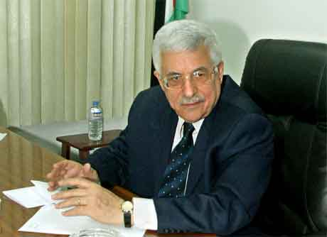 Mahmoud Abbas mener Hamas må legge ned våpnene.