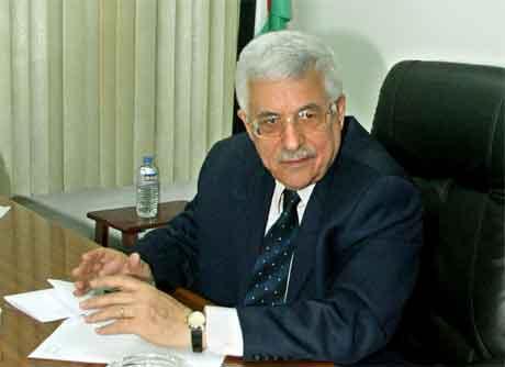 Mahmoud Abbas vil ha slutt på lovløysa i dei palestinske områda. (Foto: AP/Scanpix)
