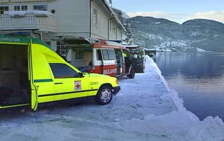Ulukke ved Steinen i Førde. Foto Torje Bjellaas NRK