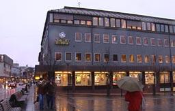 Romsdals Fellesbank i Molde (Foto: NRK)