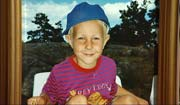 Kjetil Joheim døde hjemme på sofaen, åtte år gammel.