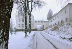 Riisby. Helse Øst har kjøpt 30 av i alt 55 plasser ved Riisby behandlingssenter på Dokka. Foto: NRK