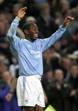 Shaun Wright-Phillips (Foto: AP/ SCANPIX)