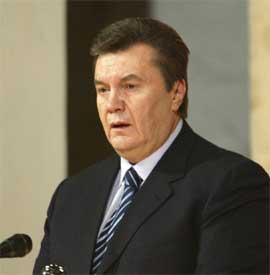 BLIR HOLDT UTE: Den russiskvennlige Viktor Janukovitsj blir sannsynligvis holdt utenfor all regjeringsmakt i Ukraina, til tross for at han gjorde et meget godt valg.