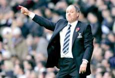Tottenham-manager Martin Jol får ikke unntak. (Foto: Reuters/Scanpix)
