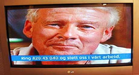 Debatten om politisk TV-reklame tok av da Frp i 2003 sendte en reklame for partiet på TV 2.