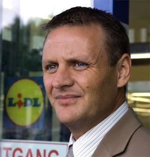 Lidls sjef i Norge, Jesper Innes går av. (Foto: Scanpix)