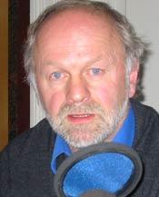 Ordfører Arnfinn Nergård i Os, talsmann for resten av ordførerne i Nord-Østerdalen. (Foto: Joar Elgåen/NRK)