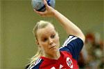 Vigis Hårsaker ble kåret til beste i sin siste kamp for Larvik. Nå vender hun tilbake til Byåsen.