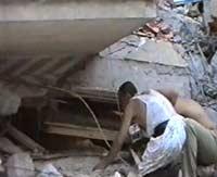 Izmit ble rammet av jordskjelv(Foto: BBC/Horizon)