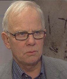 Eivind Liven i Mattilsynet mener kjøttet som har vært infisert må kastes.(Foto:NRK)