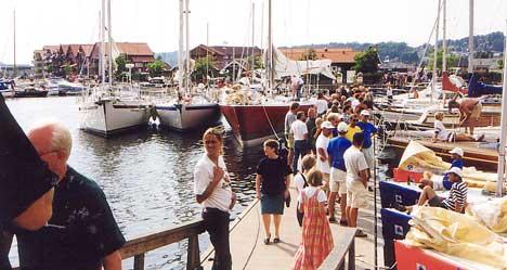 Østfoldbyene, og stedene langs svenskekysten på andre siden av grensen har mer å by på enn matbutikker og E6. Det vil det nye prosjektet formidle turistene.