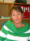 Margrete Seter, ordfører i Halsa, er glad for at Taga Foods utvider i Valsøyfjord.