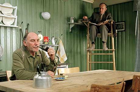 «Salmer fra kjøkkenet» skal nå begeistre det tyske publikum på teaterscenen, Foto: SF Norge