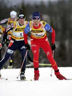 Stian Eckhoff ble vraket på sprintlaget (Foto: Terje Bendiksby / SCANPIX)