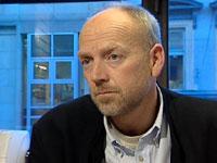 Tor Øystein Vaaland, generalsekretær i Rådet for psykisk helse. Foto: NRK.