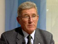 Tor Berge, administrerende direktør i Helse Øst. Foto: NRK