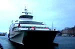 """Hurtigbåten """"Sleipner"""""""