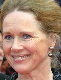 Liv Ullmann får æresprisen Crystal Globe under filmfestivalen i Karlovy Vary i Tsjekkia
