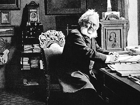 Henrik Ibsen. Foto: Hulton Deutsch Collection/Scanpix