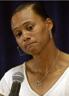 Marion Jones (Foto: AP/Scanpix)