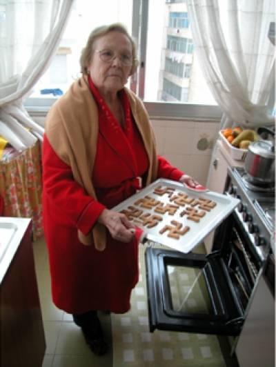 Magda Quisling (87) håper på en gammeldags, hvit jul.
