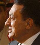 Hosni Mubarak, foto: Scanpix