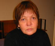 Daglig leder ved Pilar Incestsenter, Bente Bolstad. Foto: NRK