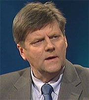 Helse- og omsorgsminister Ansgar Gabrielsen