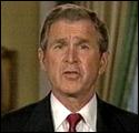 Bush vil ikke møte Gore før presidentvalget er avgjort (foto: USpool).